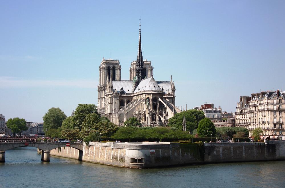Notre-Dame croisière sur la Seine @licenceCC