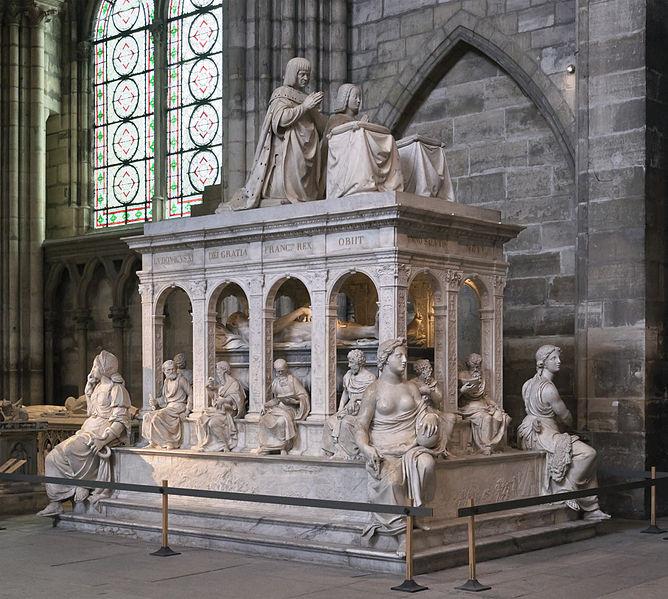 Tombeau ed Louis XII et Anne de Bretagne @Myrabella LicenceCC