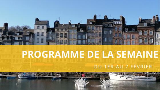 Voyagez entre Paris et la Normandie en février !