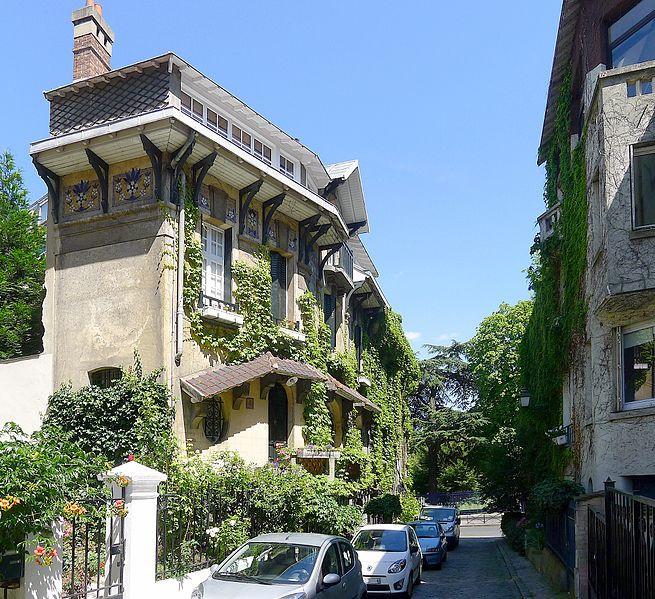 Quartier Montsouris @LicenceCC