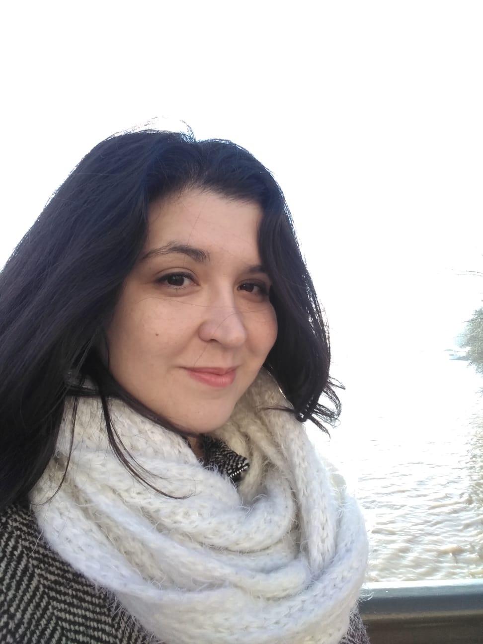 Découvrez le profil de votre guide-conférencière Natalina