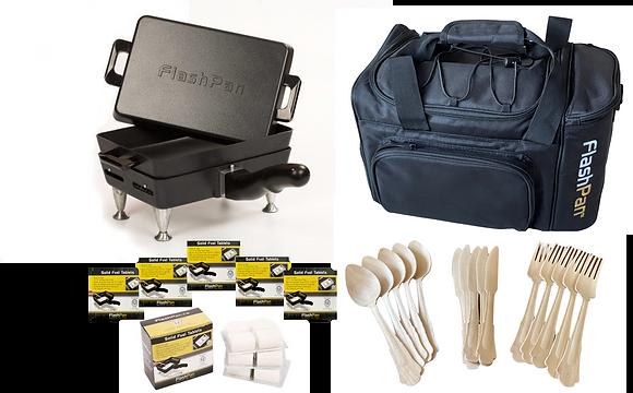 Flashpan Full Package