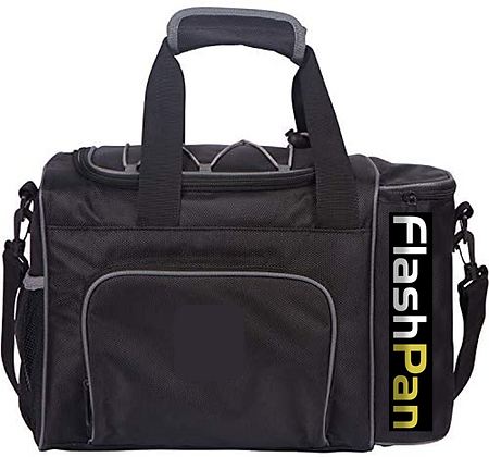 Large Insulated Flashpan Carry Bag