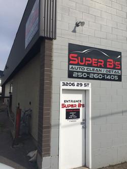 SUPER B'S AUTO CLEAN