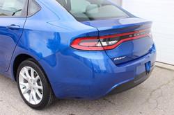 blue car 4