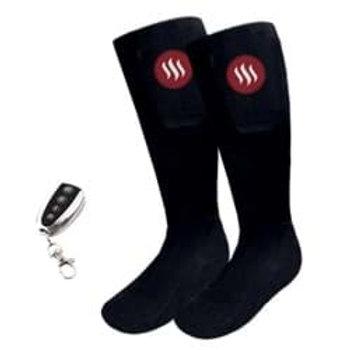 Beheizbare Socken mit Akku, 1 Paar
