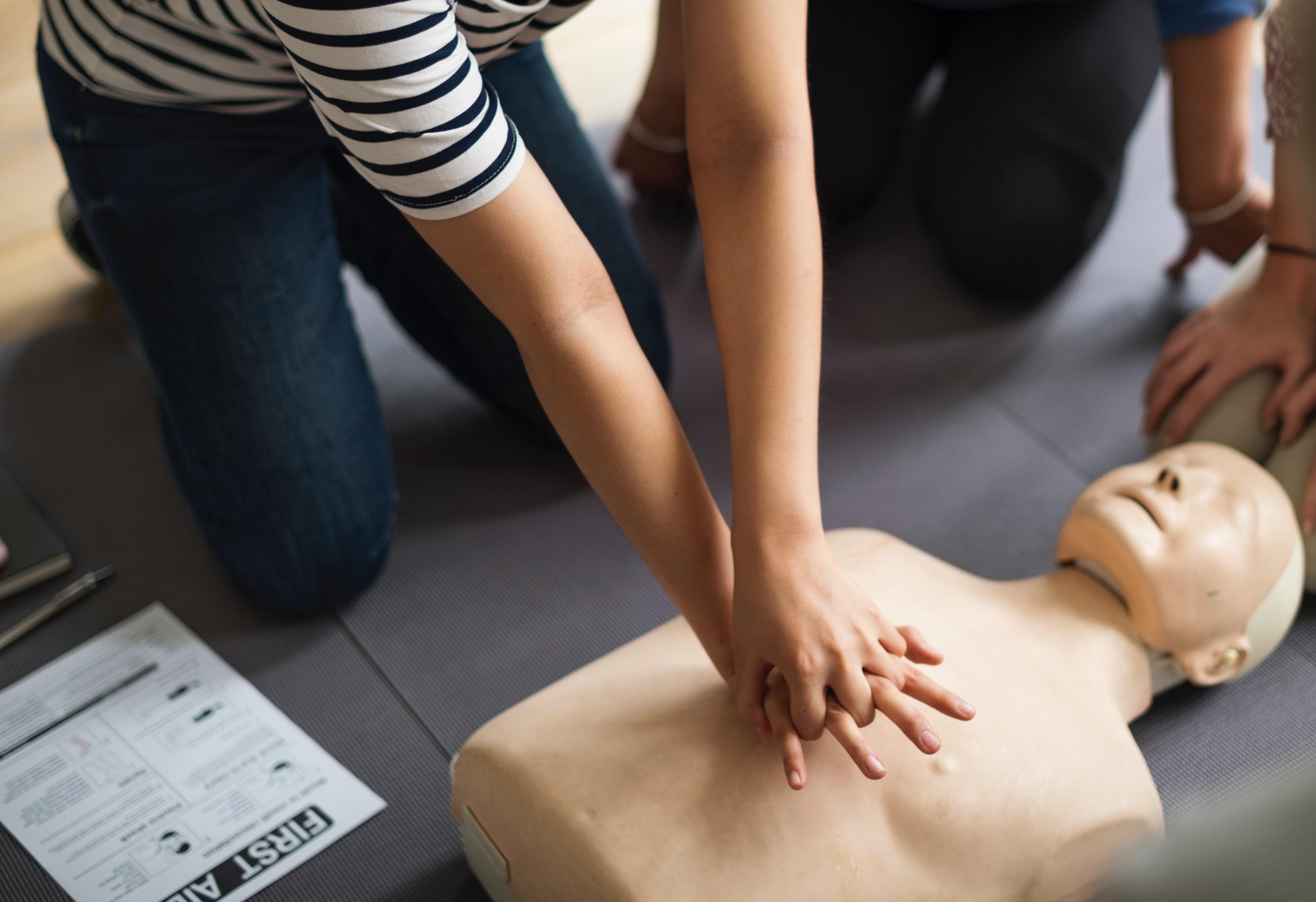 1 Day Emergency First Aid