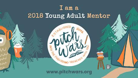 PITCH WARS MENTOR BIO 2018