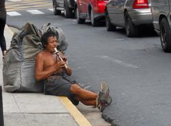 The Flute-Man