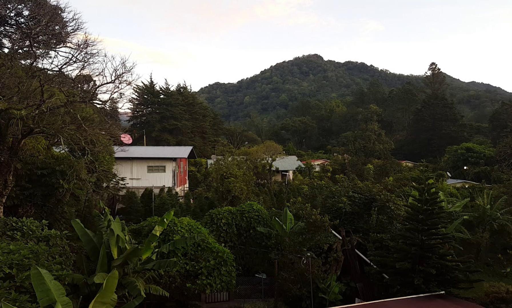 Mountain Sounds at Boquete, Panama