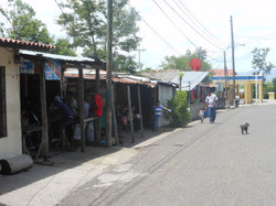 Kiosks in El Espino