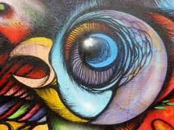Managua Mural Detail