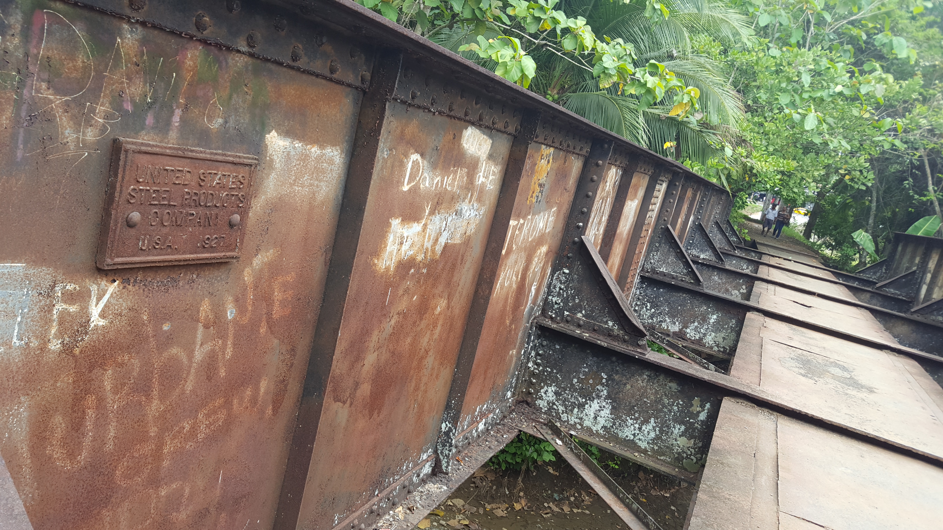 Repurposed Railway Bridge