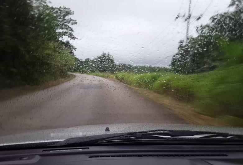 Highway Sounds: Driving the Interamericana between San Jose. Costa Rica and Paso Canoas