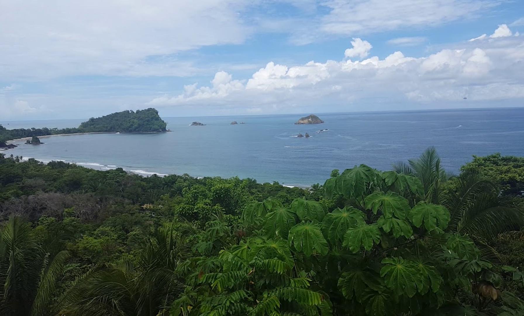 Jungle Sounds at Playa Manuel Antonio; Manuel Antonio, Costa Rica