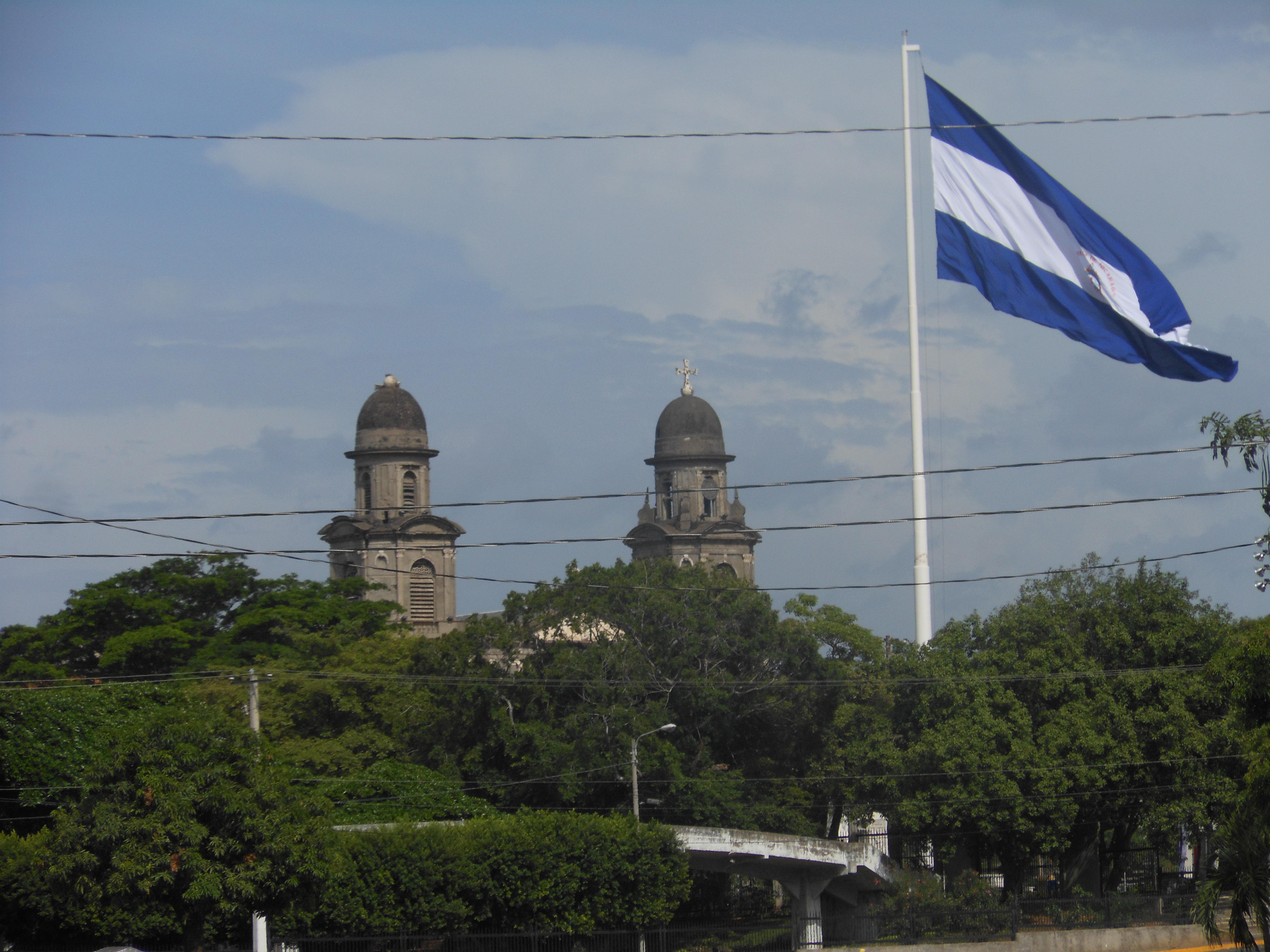 The Old City in Managua
