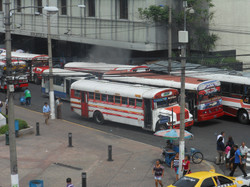 City Buses San Salvador