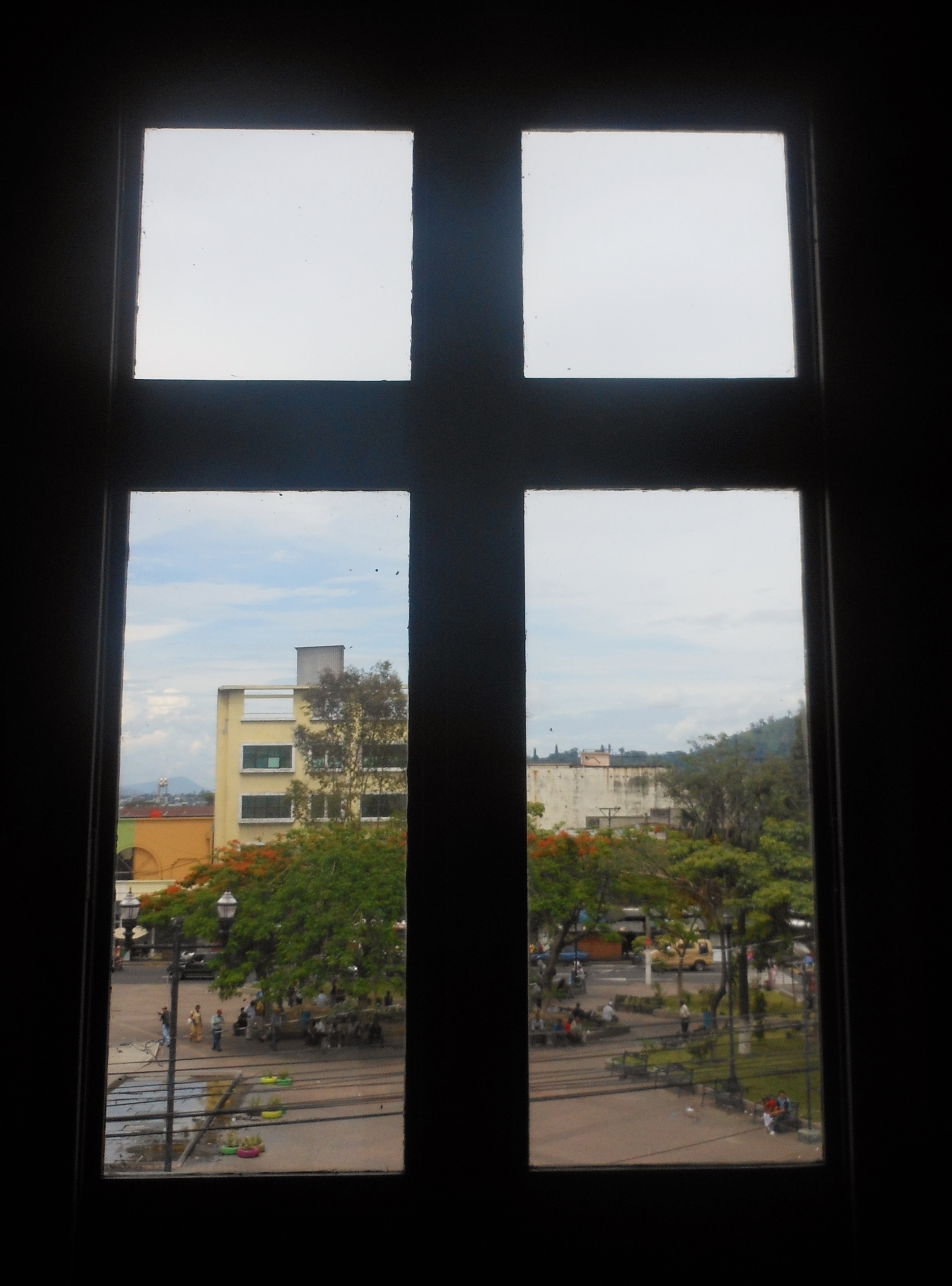 View from the Presidential Palace