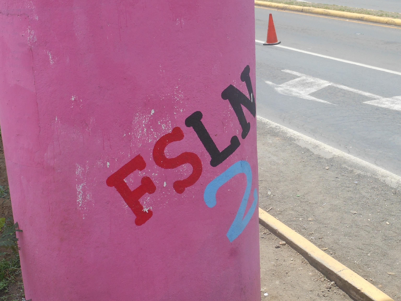 FSLN Advertisement