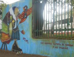 Managua Mural