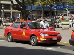 San Jose taxi system