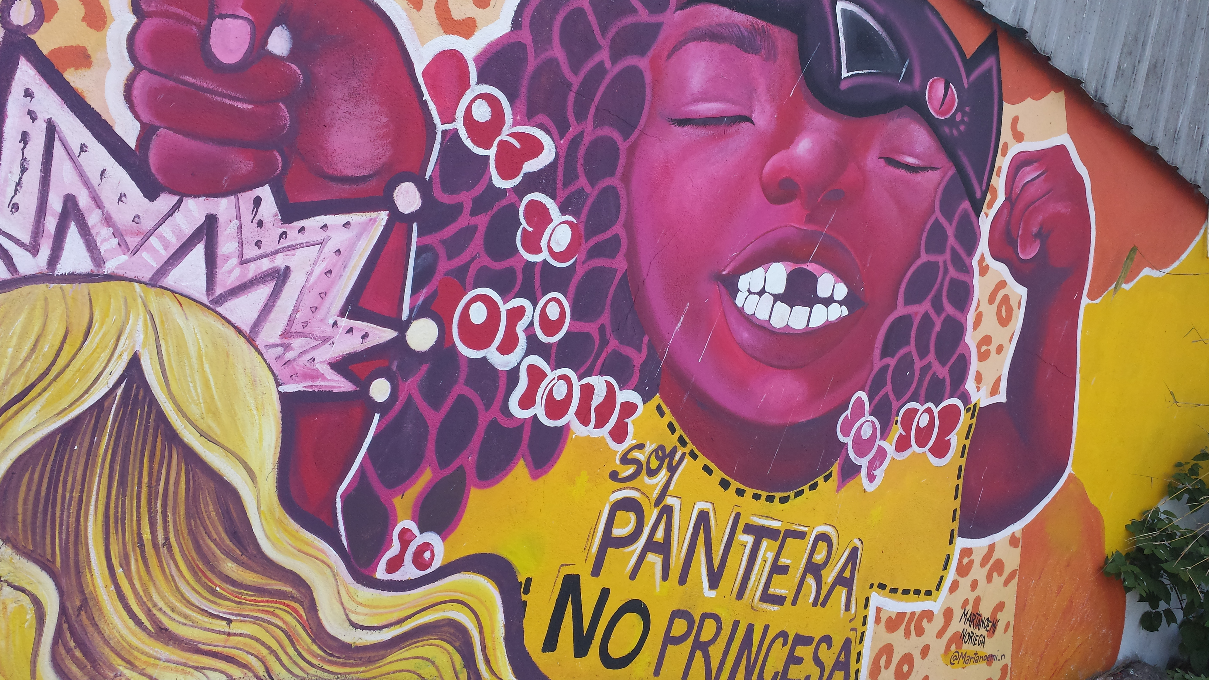 Strong Women in Panama City 3