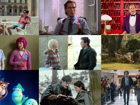 Ten Films That Made My 2020