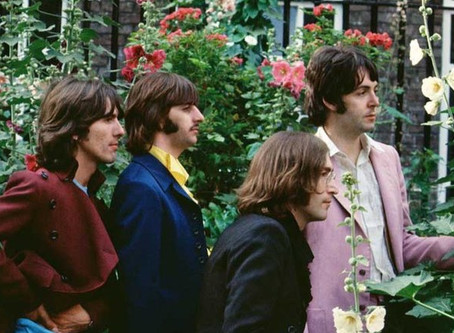 The Beatles Albums Ranked
