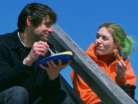 "Praise for ""The Eternal Sunshine of The Spotless Mind"""