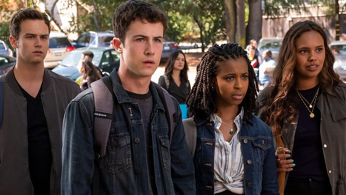 13 Reasons Why I love 13 Reasons Why