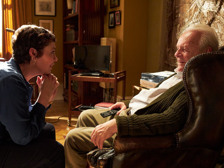"""""""The Father""""Review: A Volatile Mind"""