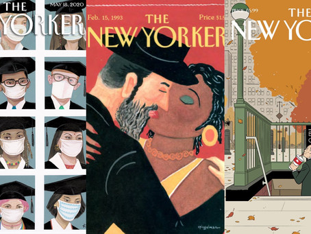 The Many Covers of The New Yorker