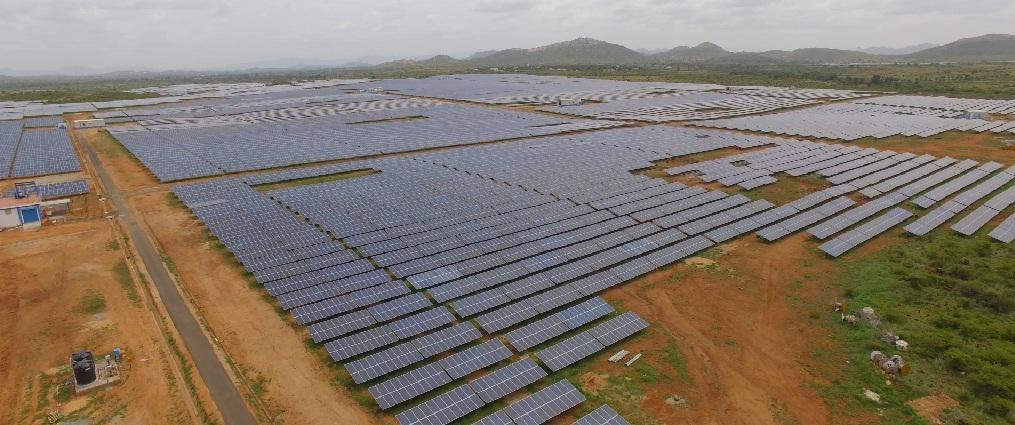 Kurnool Solar Park