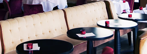 elegante restaurante