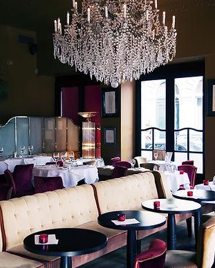elegantes Restaurant