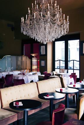 élégant restaurant