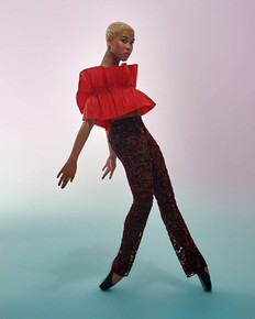 Refinery 29 - The Hiplet Ballerinas Present: Party Dresses So Fly They'll Be Your Dance Partner