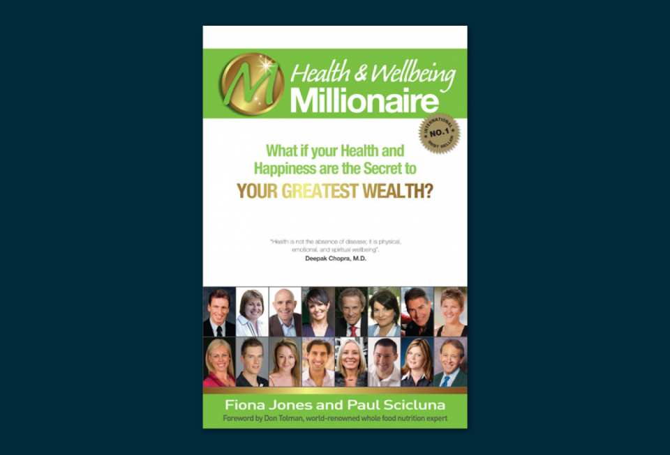 Health And Wellbeing Millionaire - Mark Bunn