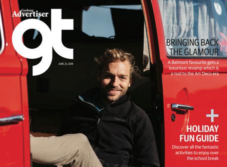 Geelong Times Magazine write up