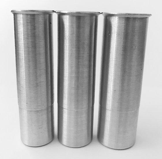 9 mm (20 GA, 16 GA, or 12 GA)