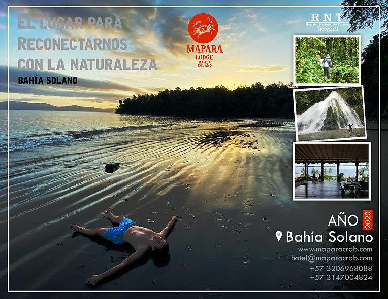 Reconectarnos con la naturaleza Bahia So