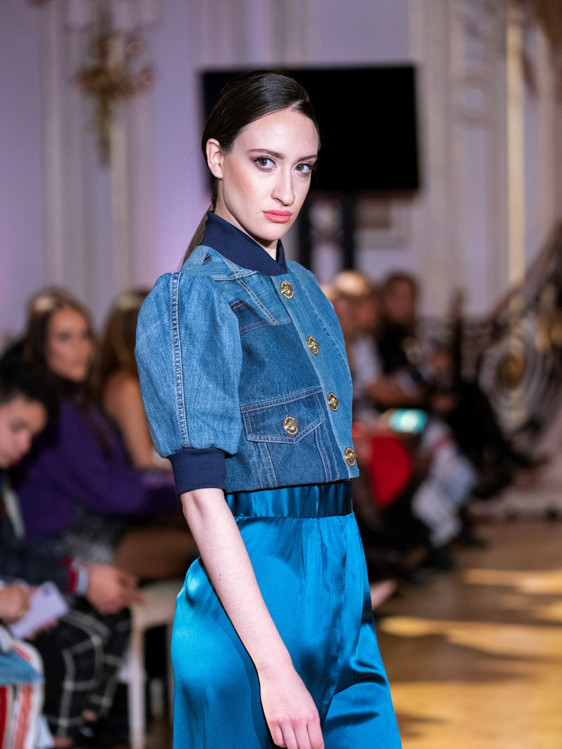 miriam budet runway blue outfit.jpg