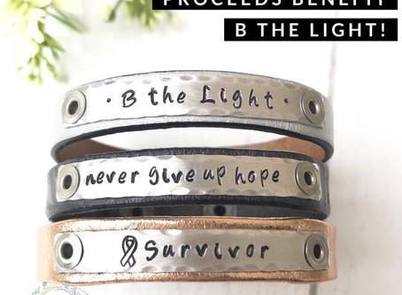Create Hope Cuffs