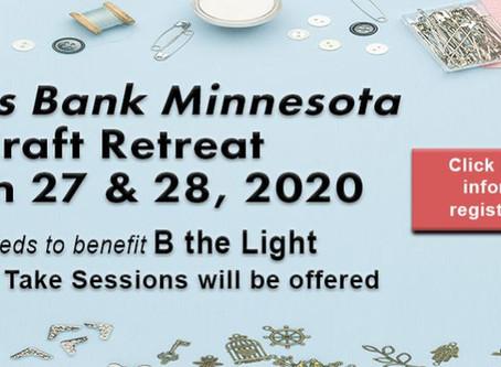 "Citizens Bank 2020 Craft Retreat to Benefit ""B the Light"""