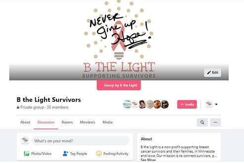 Survivors Connect - B the Light.JPG