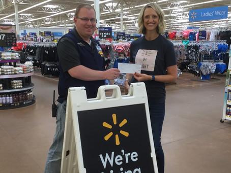 Walmart Giving HOPE!