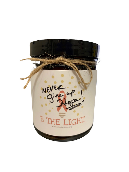 All Natural - Scented Soy Candle