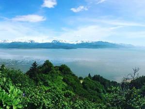 Adventures at the Head of Kachemak Bay