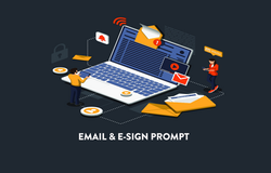 Email & E-Sign Prompt Brandon Grotesque