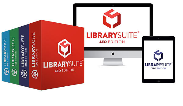 Library Suite's different software editions